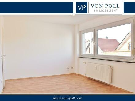Gut geschnittene Eigentumswohnung mitten im alten Ortskern von Budenheim!
