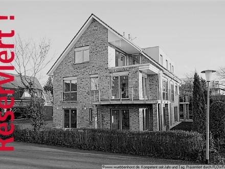 Neubau Erdgeschosswohnung mit Garten in Zentrumsnähe
