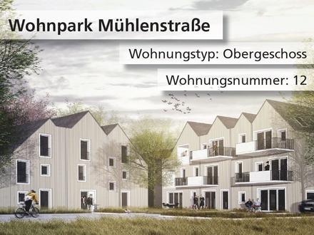 Neubauprojekt Wohnpark Mühlenstraße, WE12