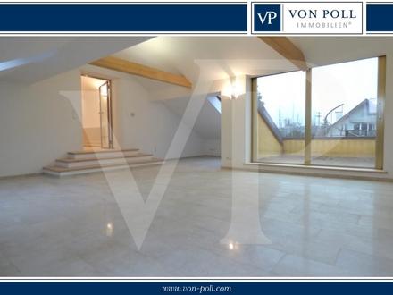 Stylische Dachgeschosswohnung - Liefering