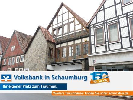 Stadthagen - Echternstraße Wohn-und Geschäftshaus