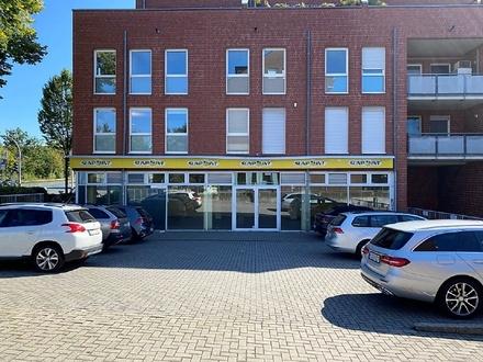 Ladenlokal in Hiltrup mit eigenen Parkplätzen