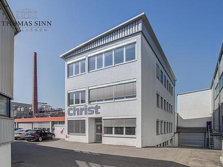 GEWERBE m²: Helle Büroetage im Heilbronner Industriegebiet
