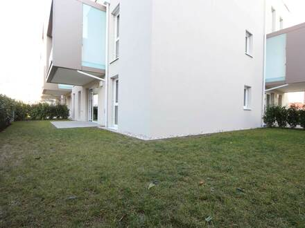 Neubau Erstbezugwohnung in Traun mit Loggia und Tiefgarage Top 07
