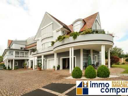 Herrschaftshaus / Familiensitz – exklusiv, luxuriös, in Grünlage !!!