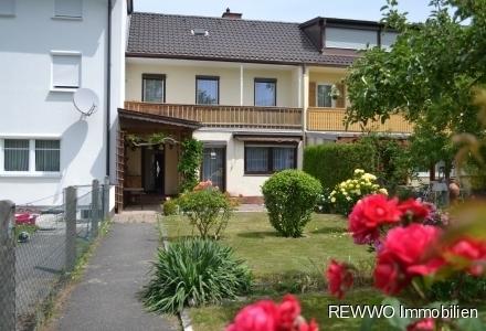 Gepflegtes Reihenmittelhaus in guter Neustadtlage von Burghausen