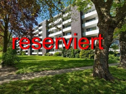 Kurfürstenviertel ! Kernsanierte Eigentumswohnung in Südlage