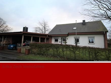 Familienfreundliches EFH mit großem Garten in 25917 Achtrup
