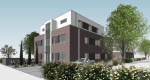 Neubau 3-Zimmer Penthousewohnung in Münster Gremmendorf zu vermieten!