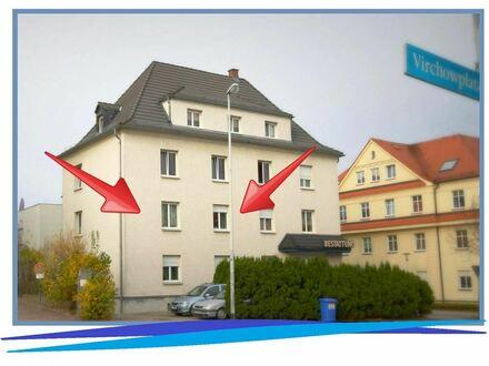 +++ANKLEIDEZIMMER INKLUSIVE - 3-Raum-Wohnung im Herzen von Zwickau+++