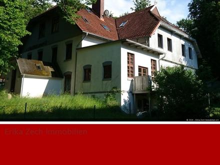 3 Zimmer Wohnung in alter Reeder Villa am Waldrand in 23714 Malente