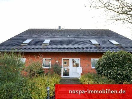 4-Zimmer Maisonettewohnung über 2 Ebenen mit Carport in Husum / Dreimühlen!
