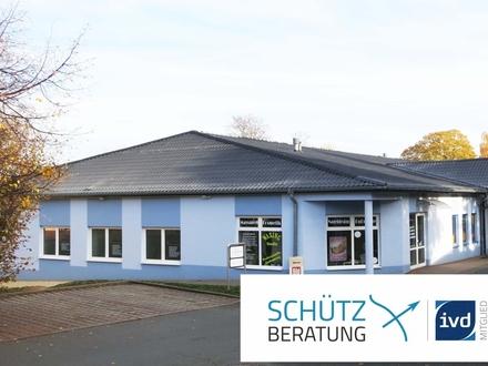 Gewerberäume für Büro oder Praxis in zentrumsnaher Lage von Zwickau!