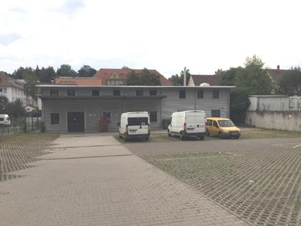 """Mitten in Nürtingen - Baugrundstück mit 4-geschossiger Bebauung"""""""