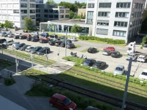 Architektenbüros in Autobahnnähe