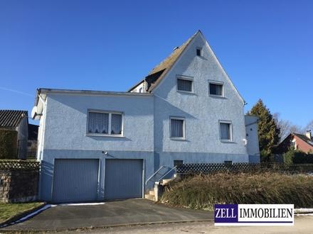 Haus mit schönem, großen Grundstück in Wollmerschied
