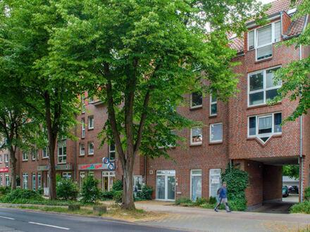 Attraktive Mietwohnung in zentraler Lage von Blumenthal!