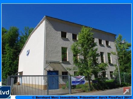 Große Gewerbehalle ideal für Büro, Produktion & Lager