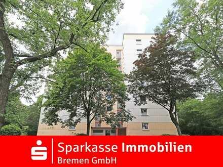 1-Zimmer-Wohnung mit Loggia im 2. OG zur Selbstnutzung oder als Anlageobjekt in Alt-Osterholz
