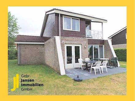 Ferienhaus in toller Lage direkt am Wasser - Vlagtwedde (NL)!!!