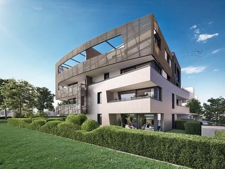 4-Zimmer Gartenwohnung - 138 m² Wfl. | »VERVE by Libeskind« | Exclusive Design-Wohnung | LUXUS PUR