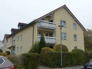 2 1/2 Zimmer Wohnung, Hell + Süd-/Westbalkon -