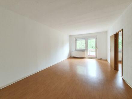 Schöne 3-Raum-Wohnung mit toller Aussicht!