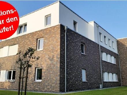 3,46% Rendite erzielen oder selber einziehen! Neubau ETW in Albersloh