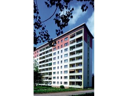 2-Raum-Wohnung mit Balkon und Aufzug