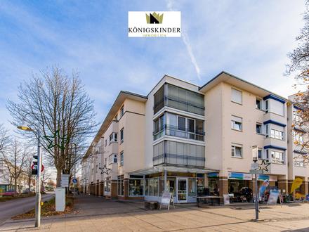 Moderne 2 1/2-Zimmer Wohnung in zentraler Lage in Wendlingen zu verkaufen