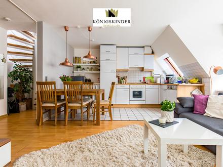 Ihr neues zu Hause... eine hübsche Maisonette - Wohnung!