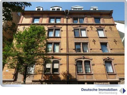 4,5 Zimmer Traummaisonette am Marienplatz in Stuttgart