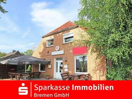 Bremen - Osterholz / Gaststätte mit Betriebswohnung