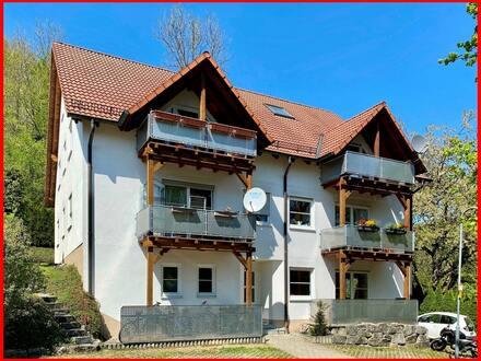 Helle Maisonette-Wohnung am Tegelberg!