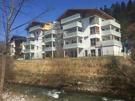 Luftkurort Berchtesgaden: 3 Zimmer Gartenwohnung