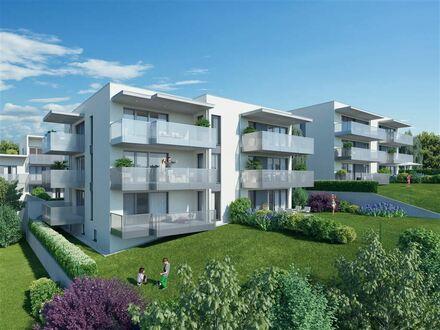 Erstbezug! Moderne 2-Zimmer Wohnung in Salzburg-Esch!