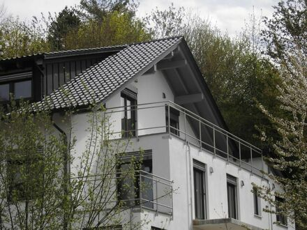 Traumwohnung im Herzen von Deggendorf mit Blick über die Stadt ! Keine Käuferprovision !