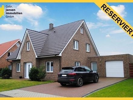 RESERVIERT! Hochwertiges Landhaus mit vielen Extras & tollem Feldblick in Haren-Erika!