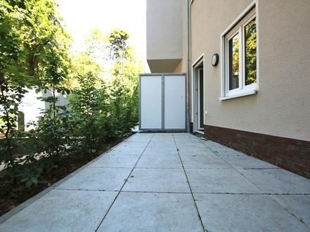 Neubau/ Erstbezug: Schicke 3-Zimmer Wohnung mit großzügiger Terrasse