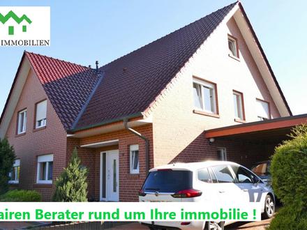 Geräumiges Wohnen in Lingen bietet viele Möglichkeiten !
