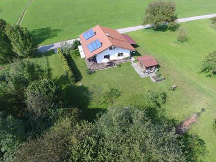 Einfamilienhaus in toller ruhiger Lage mit Bergblick