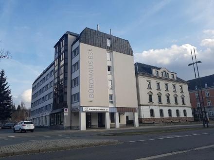 Zentrale Bürofläche nähe Chemnitzer Hauptbahnhof mieten