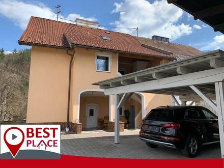 Feistritz im Rosental: Einziehen und Wohlfühlen! Großes Wohnhaus - TOP RENOVIERT!