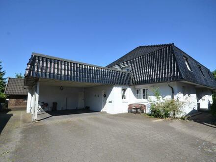 Großzügiges Einfamilienhaus mit Einliegerwohnung in Lingen - OT Clusorth Bramhar