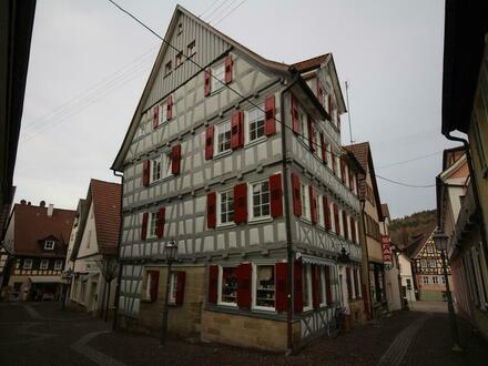Kapitalanlage! Wohn-/ und Geschäftshaus in Murrhardt
