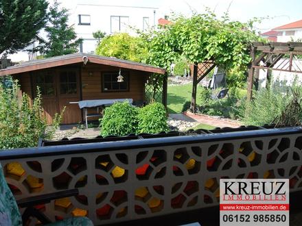 3-Zimmerwohnung mit Gartennutzung in kleiner Wohneinheit