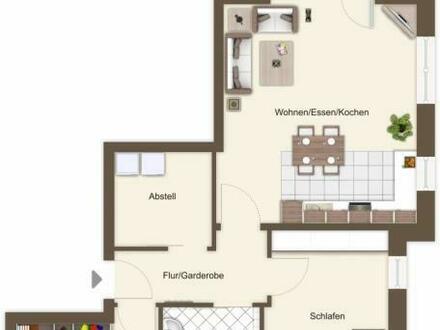 Schicke vermietete Neubau-Erdgeschosswohnung im Herzen von Diepholz
