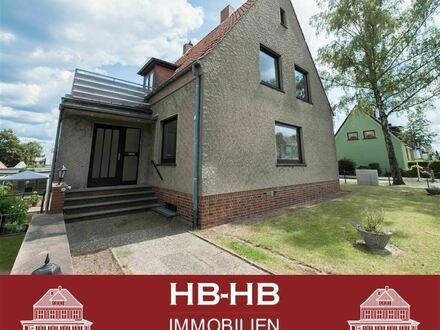 Großzügige Doppelhaushälfte mit Garten und Balkon.