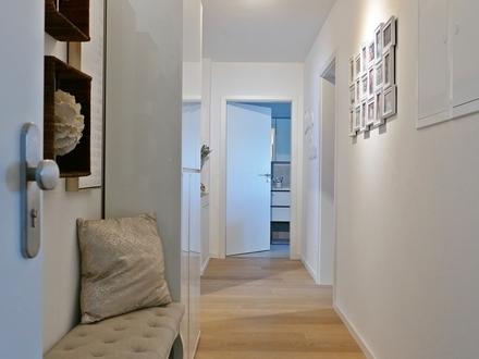 Haus im Haus *Teilbare Traumwohnung auf zwei Ebenen* Neuwertig mit 2 Bädern & Dachterrasse