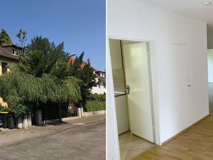 Haus und große Diele der Wohnung